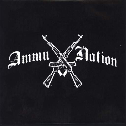 "Ammunation: Ammunation, 7"" Single (Vinyl)"