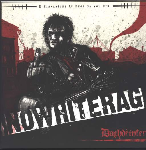 No White Rag: Daghdeinter, LP (Vinyl)