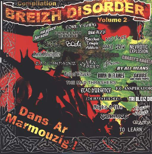 Various Breizh Disorder Compilation Volume 2