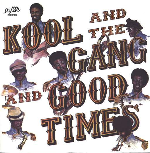 Kool & the Gang: Good Times, LP (Vinyl)
