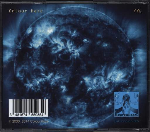 Colour Haze: CO₂, CD