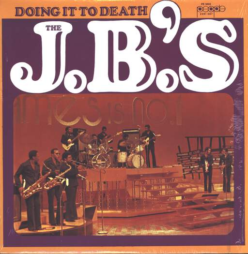 The J.B.'s: Doing It To Death, LP (Vinyl)