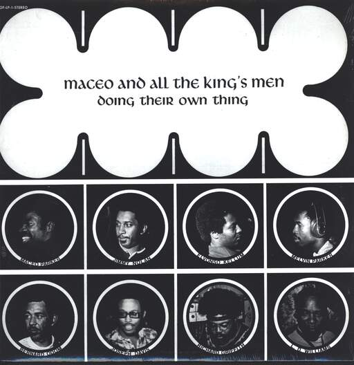 Maceo & all the King's Men: Doing Their Own Thing, LP (Vinyl)