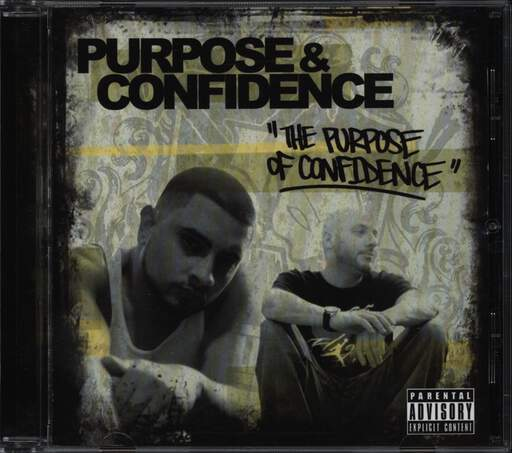 Purpose: The Purpose Of Confidence, CD
