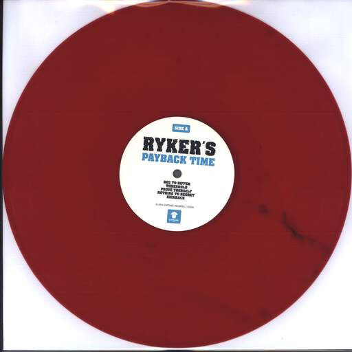 Ryker's: Payback Time, Mini LP (Vinyl)