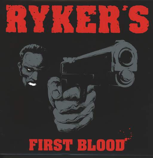 Ryker's: First Blood, Mini LP (Vinyl)