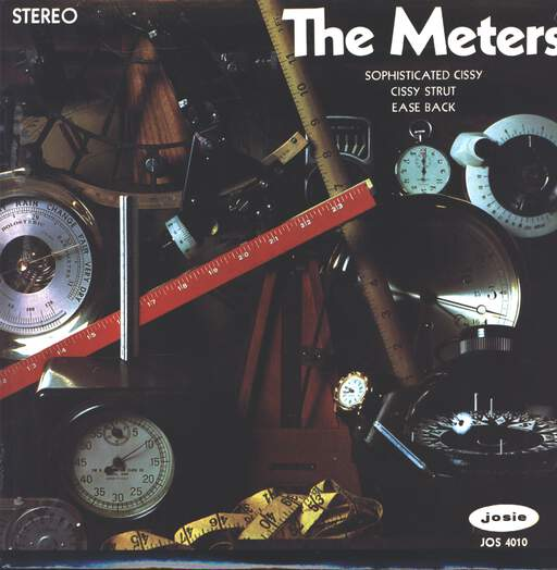 The Meters: The Meters, LP (Vinyl)