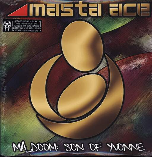 Masta Ace: MA_DOOM: Son Of Yvonne, LP (Vinyl)