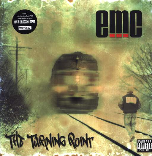 "E.M.C.: The Turning Point, 12"" Maxi Single (Vinyl)"