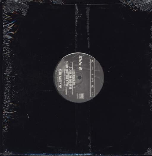 "Eminem: Just Don't Give A F*ck, 12"" Maxi Single (Vinyl)"