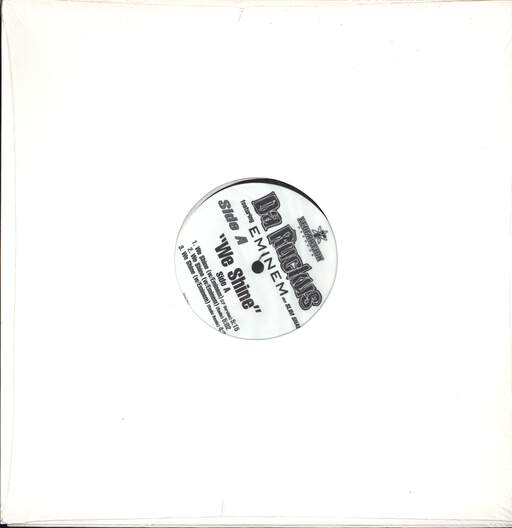 "Da Ruckus: We Shine / 150 MCs, 12"" Maxi Single (Vinyl)"