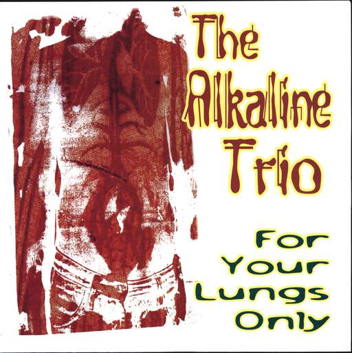 "Alkaline Trio: For Your Lungs Only, 7"" Single (Vinyl)"