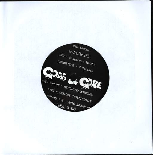 "Various: Gags & Gore, 7"" Single (Vinyl)"