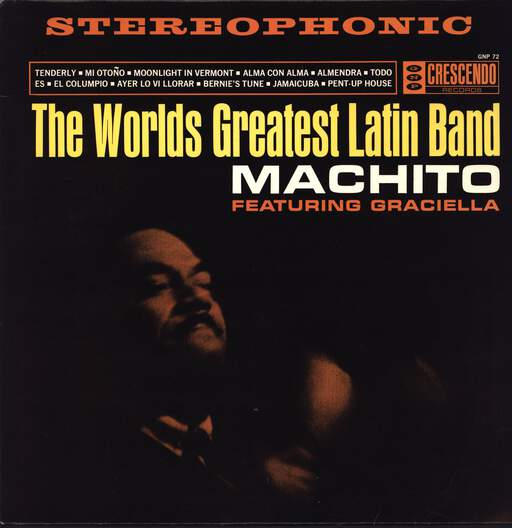 Machito And His Orchestra: The World's Greatest Latin Band, LP (Vinyl)