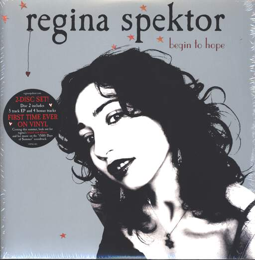 Regina Spektor: Begin To Hope, LP (Vinyl)
