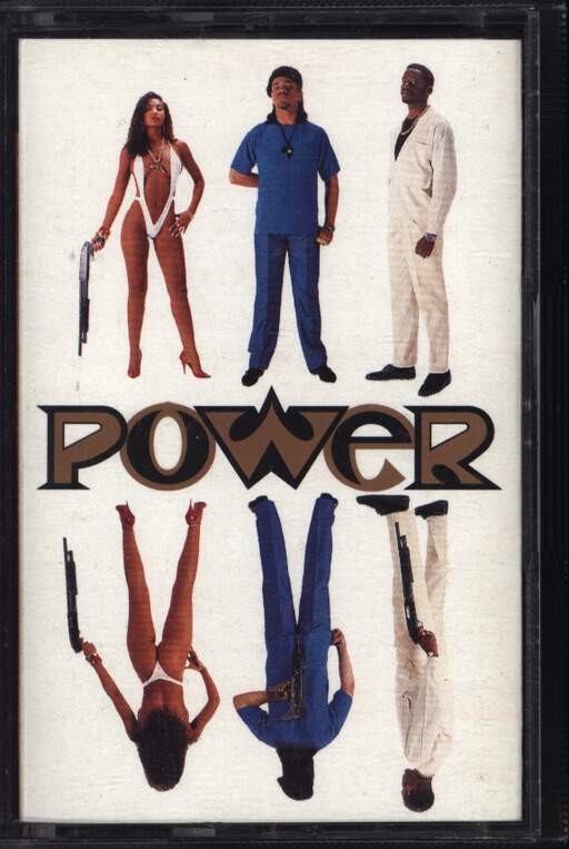 Ice-T: Power, Compact Cassette