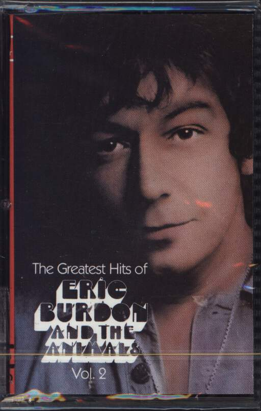 Eric Burdon & The Animals - The Greatest Hits Of Eric Burdon And The Animals Vol. 2 - Cassette