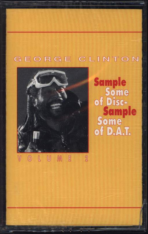George Clinton Sample Some Of Disc - Sample Some Of D.A.T. Volume 2