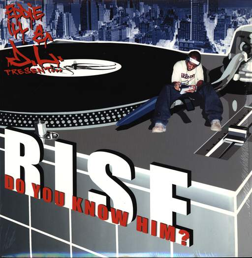 "Rise: Do You Know Him?, 12"" Maxi Single (Vinyl)"
