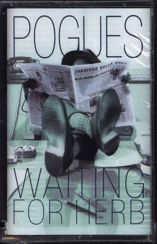 The Pogues: Waiting For Herb, Compact Cassette