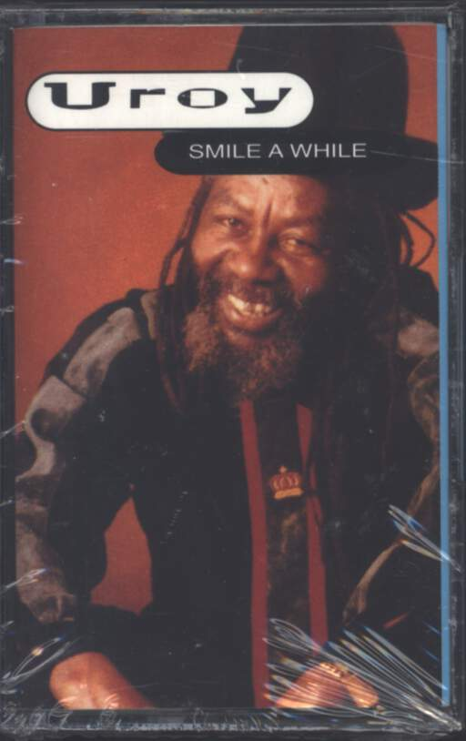 U-Roy: Smile A While, Compact Cassette
