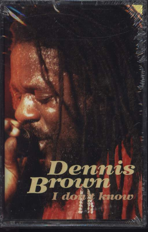 Dennis Brown: I Don't Know, Compact Cassette