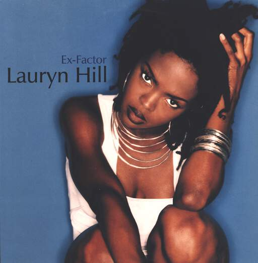 "Lauryn Hill: Ex-factor, 12"" Maxi Single (Vinyl)"