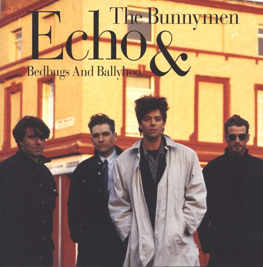 "Echo & the Bunnymen: Bedbugs And Ballyhoo, 12"" Maxi Single (Vinyl)"