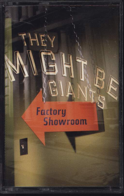 They Might Be Giants: Factory Showroom, Compact Cassette