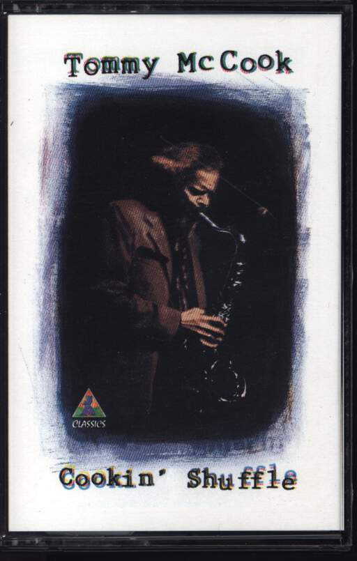 Tommy McCook: Cookin' Shuffle, Compact Cassette