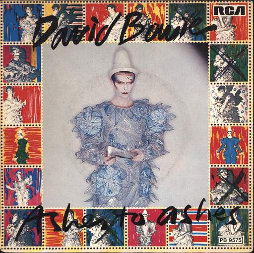 "David Bowie: Ashes To Ashes, 7"" Single (Vinyl)"