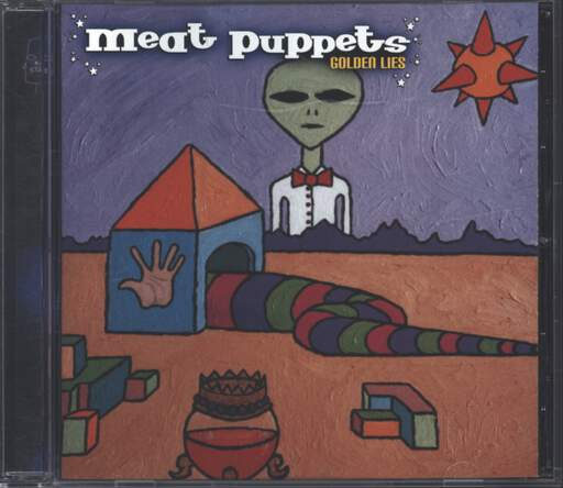 Meat Puppets: Golden Lies, CD