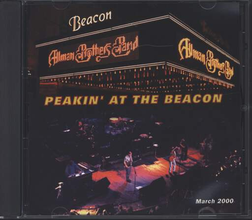 The Allman Brothers Band: Peakin' At The Beacon, CD