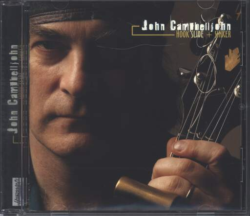 John Campbelljohn: Hook Slide & Sinker, CD