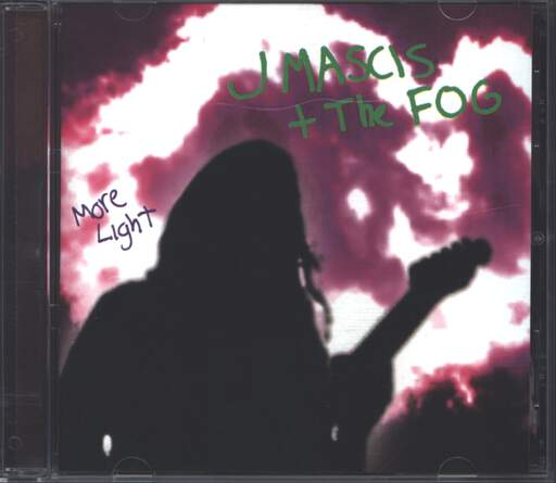 J Mascis + The Fog: More Light, CD