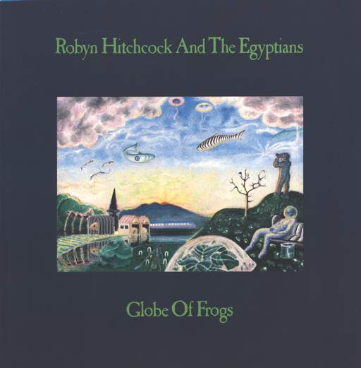 Robyn Hitchcock & The Egyptians: Globe Of Frogs, LP (Vinyl)