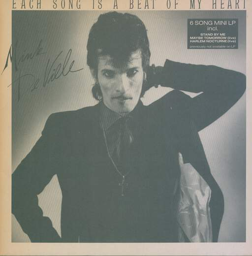 Mink Deville: Each Song Is A Beat Of My Heart, Mini LP (Vinyl)