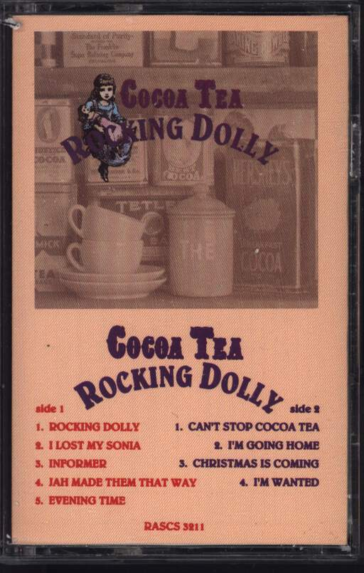Cocoa Tea: Rocking Dolly, Compact Cassette