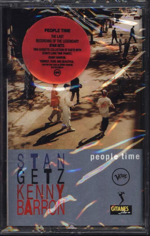 Stan Getz: People Time, Compact Cassette