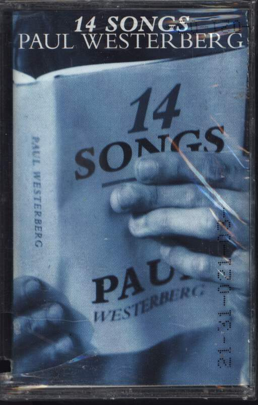 Paul Westerberg: 14 Songs, Compact Cassette