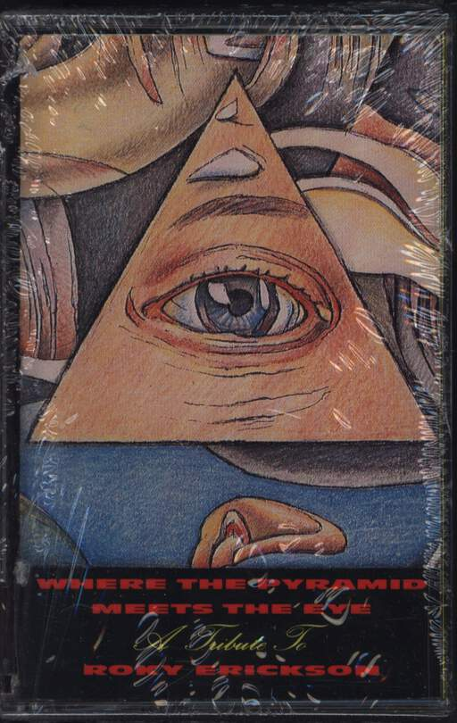 Various: Where The Pyramid Meets The Eye - A Tribute To Roky Erickson, Compact Cassette