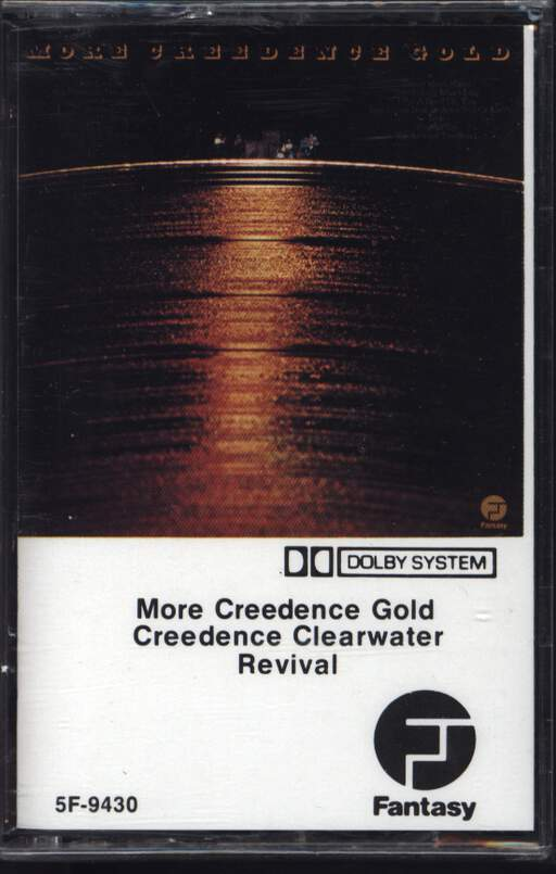 Creedence Clearwater Revival: More Creedence Gold, Compact Cassette