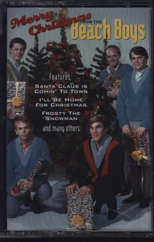 The Beach Boys: Merry Christmas From, Compact Cassette