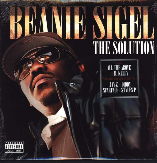 Beanie Sigel: The Solution, LP (Vinyl)