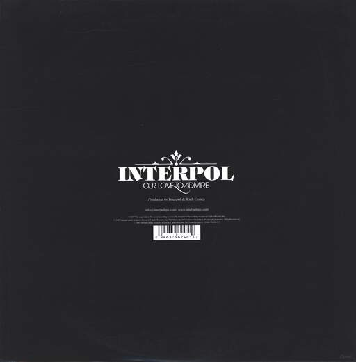 Interpol: Our Love To Admire, LP (Vinyl)