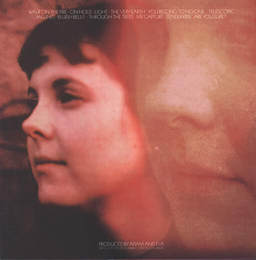 Edith Frost: Telescopic, LP (Vinyl)