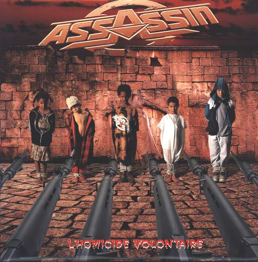 Assassin: L'Homicide Volontaire, LP (Vinyl)