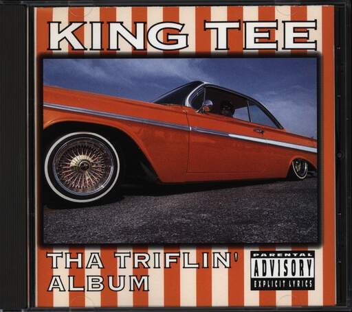 King Tee: Tha Triflin' Album, CD