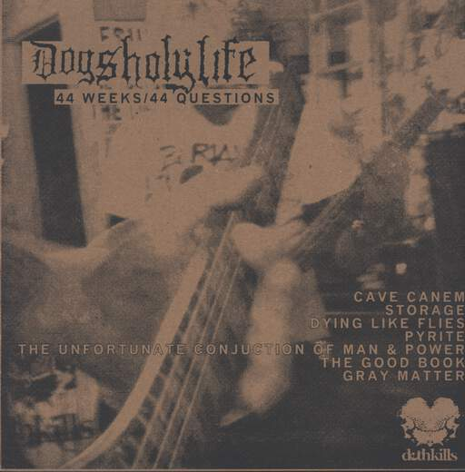Dogsholylife: Forty-Four Weeks, Mini LP (Vinyl)