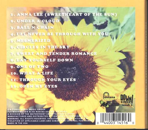 Bangles: Sweetheart Of The Sun, CD